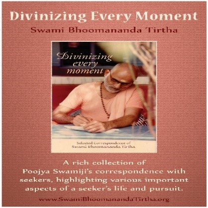 DIVINIZING EVERY MOMENT